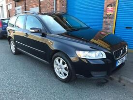 2008 VOLVO V50 1.8 S PETROL MANUAL # EXCELLENT CONDITION # GENUINE LOW MILES # CAT D