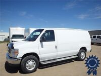 2011 Ford E-250 Cargo Van Ready To Go To Work For You Now