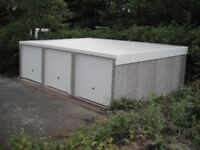 Brand New Garages To Let In St. Just, Cornwall.