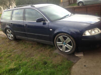 Volkswagen Passat PD130 AWX B5.5 Modified Lowered Alloys Mapped Exhaust