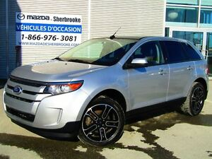 2014 Ford Edge SEL SPORT  AWD CUIR 60000KM TOIT PANORAMIQUE