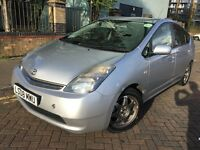 Toyota Prius T4 2008 (08reg) Hybrid, Automatic, Leather Seats, MOT & PCO, Good condition.