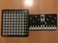 Novation Launchpad & Nocturn