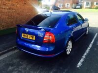 Skoda Octavia 2.0 TDI PD vRS 5dr FSH, TIMING BELT CHANGED,