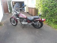 Yamaha XV 250 Virago 12,246 miles 1996 Excellent Condition £1500