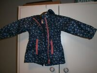 2 baby coats age 9-12 and 12-18 months