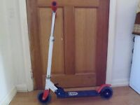 england football team scooter for age 5-7