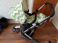 O Baby Chase pushchair