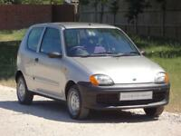 Fiat Seicento S 3dr (grey) 2000