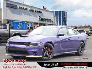 2018 Dodge Charger SRT 392 | LEATHER | SUNROOF | NAV | TECH GROU