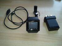 "Smart Watch, sWaP, original, classic, 1.5"" screen, camera/MP3 media, bluetooth etc"