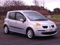 RENAULT MODUS 1.4 16v (PAN ROOF) 12 MONTHS M.O.T DRIVE AWAY TODAY