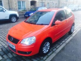 2007(57) Volkswagen Polo 1,2 petrol, full service history, 12 months MOT
