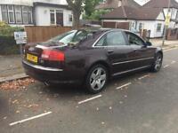 Audi a8 3.7 petrol v6