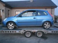 BREAKING 2005 FORD FIESTA 1.4 HDI DIESEL - NO TEXTS PLEASE - NEWRY / ARMAGH
