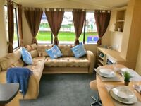 ⭐️⭐️JUST TOOK INTO PART EXCHANGE THIS STUNNING 3 BED STATIC CARAVAN AT CRESSWELL TOWERS HOL PK⭐️⭐️