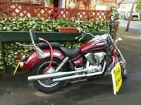 Yamaha 250cc dragster