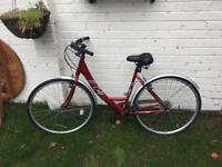 Ladies Apollo Cafe city bike
