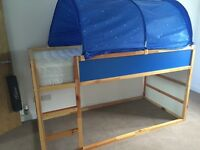 Single High Bed