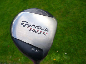 Taylormade 360 driver