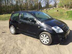 2008 Citroen c2 1.4 hdi only 44000 miles
