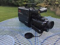 Vintage Panasonic m5 movie vhs camcorder. IN WORKING ORDER!!!