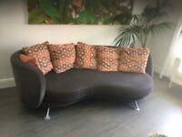 Spanish designer Fama chaise/sofa