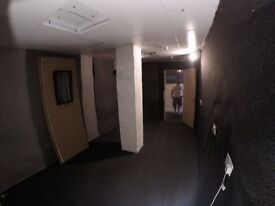 music production and band rehearsal space for monthly hire BN41
