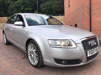 Audi A6, 2.0tdi, 140BHP, 6 speed, Xenon lights, HIGH spec ****BARGAIN*****