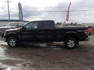 2014 FORD F-150 XLT SUPERCREW 5.5-FT