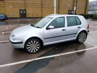 VOLKSWAGEN GOLF 1.6 5 DR HATCH. STUNNING PERFECT DRIVE. TAX & MOT. FANTASTIC