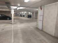 Secure, Underground Parking Space Available in the Jewellery Quarter