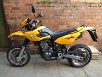 MZ Baghira Supermoto Yamaha XTZ660 engine Fantastic original condition best you will find.
