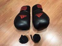 ADIDAS boxing gloves 14oz