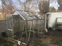 Greenhouse - free for collection