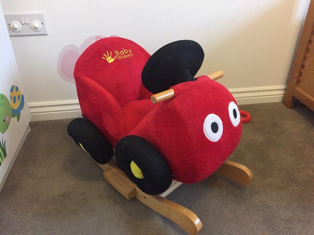Baby weavers Rocking car | in Bonnyrigg, Midlothian | Gumtree