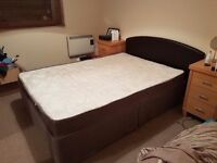 Double bed for sale in M33 area