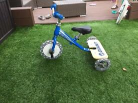 Lil Giant Kids Trike (2016) -mint condition.