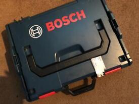 Bosch sortimo L-boxx case No Insert