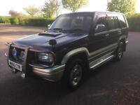 ISUZU BIGHORN 3.1 Diesel/Auto/4x4/7-Seater