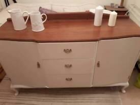 Refurbished Elegant sideboard dresser