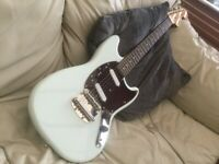 fender squire classic vibe mustang upgraded pick ups