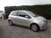 Toyota Yaris, 1.0, T3 Model, 2007, 3dr - LOW MILES