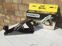 Carpenters plane. Stanley Bailey no 4