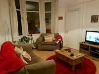 2 bedroom flat for let Glasgow South Side
