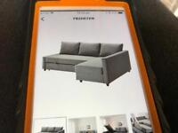 Wanted corner sofa bed or sofa bed