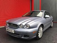 2009 JAGUAR X TYPE 2.0 FACELIFT