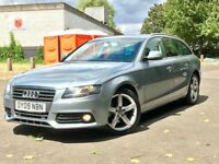 NEW SHAPE Audi A4 Avant Estate Diesel 2 YEARS WARRANTY, 79k Miles not bmw mercedes ford honda toyota