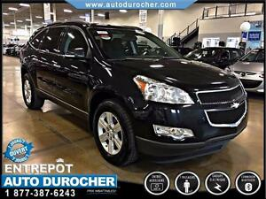 2011 Chevrolet Traverse AUTOMATIQUE 7 PASSAGERS BLUETOOTH