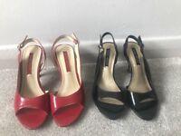 Nine West Ladies Shoes Size 5 UK